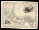 Isthmus of Panama / The illustrations by H. Warren & engraved by J. Wrightson ; the map drawn...