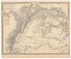 South America Sheet 1 : Ecuador, Granada, Venezuela and parts of Brazil and Guayana / published by...