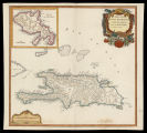Isles de Saint Domingue ou Hispaniola et de la Martinique / par le Sr. Robert geographe