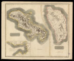 West India Islands: Martinico; Dominica; Cul de Sac Royal