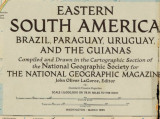 Eastern South America: Brazil, Paraguay, Uruguay, and the Guianas