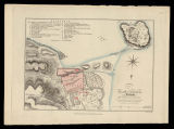 Plan of Tarifa, and Island in the straits of Gibraltar, sheiving the ope rations of the french...