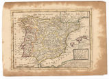 Spain and Portugal divided into all its kingdoms and principalities & c. : agreeable to Modern...