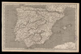 Spain and Portugal / drawn under the direction of Mr. Arrowsmith