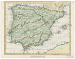 Spain and Portugal / published as the Act directs, by J. Wilkes ; Neele, engraver