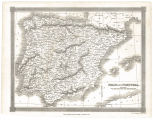 Spain and Portugal / published by Thomas Kelly ; drawn and engraved by Alexander Findlay