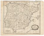 Spain and Portugal from the best authorities / published as the Act directs, by C. Brightly and...