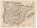 Spain and Portugal / published by William Orr ; printed by Russell Penge ; drawn and engraved by...