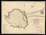 To Leiutenant General Colin Campbell this plan representing the siege & defence of Tarifa is...