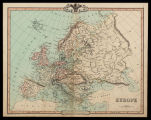 Europe. - 1841. Additions 1850