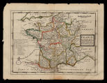 France divided into all its provinces and adquisitions ... / H. Moll geographer