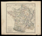 France in provinces / By T. Hewett Key M.A.; engraved by J. & C. Walker
