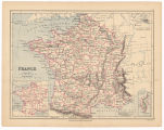 France / engraved by Edw. Weller