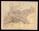 Empire of Germany : northen portion