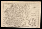 A new map of the empire of Germany : divided into circles / Drawn from the best authorities ; G....