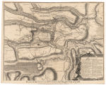 Plan of the battle of Oudenard fought July 11th. 1708  /  for Mr. Tindal's Continuation of Mr....