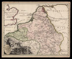 Gallia Belgica at Germania Utraque Cisrhenana Superior et Inferior Excusa a C.  Weigelio NOrimg. ...