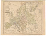 Carte de l'Europe en 1789 a l'usage des colléges