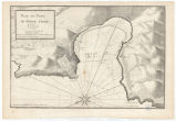 Plan du Port de Porte Crose / Jacques Ayrouard; Louis Corne