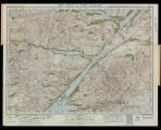 Ben Nevis and Ford William, Scotland. One-Inch map of Scotland: Popular edition (sheet 47)