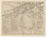 Plan of the battle of Malplaquet gained by the Allies sep.11, 1709 /  for Mr. Tindal's...