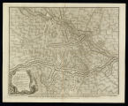 Plan of the lines of Brabant forced july 18, 1705 by the Army of ye Allies, commanded by his grace...