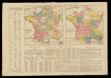 France: its provinces, rivers, canals, mountains, &c. ; [Historical geography of France] / [by...