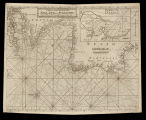 A chart of the sea coast from England to the Streights / sold by In. Mount & Tho. Page