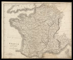 France in departments / drawn and engraved for Dr. Playfair's Geography