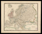 Europe / drawn & engraved by J. Dower