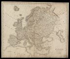Europe / drawn and engraved for Dr. Playfair's Geography ; engraved by J. Bye