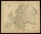 Europe / by G.H.Swanston ; printed by A.and J.Macpherson ; A. Fullarton and Company