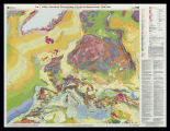 The 1:5 Million Internatinal Geological Map of Europe and Adjacent Areas - IGME 5000 : reduced to...