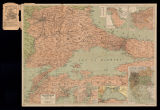 The Daily Telegraph : war map of Europe nº 7: the Dardanelles, the Bosporus, the Marmara sea and...