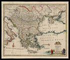 A new and accurate map of turky in Europe, with the adjacent countries of Hungary, Little Tartary...