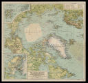 The Arctic regions / prepared in the Map department of the National Geographic Society for the...