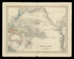 Pacific ocean / Drawn & engraved by J. Dower