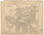 Asia / engraved by the Omnigraph, F.P. Becker & Co. Patentees