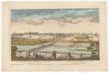 A general view of the city of Madrid the capital of the kingdom of Spain / printed for & sold...