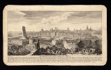 [Setge de Barcelona de 1714] : 5-  The assaut on the main body of the place... [ the various...