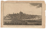 Perspective view of the cathedral and city of Exeter, in the County of Devon: engraved for the...