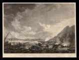 To Gen. Sir Geo. Elliot... this representation of the brave & gallant defence of Gibraltar;...