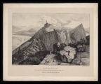 Gibraltar from the upper foot-Path, between O'Hara's Folly ... / Drawn on stone by T. M. Baynes...