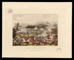 Battle of Barrosa : march 5th. 1811 / W. Heath de. ; etched by Clarke ; Dubourg aqua